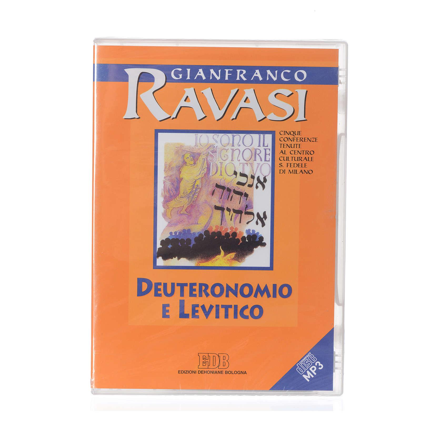 Deuteronomio e Levitico - Cd Conferenze 4