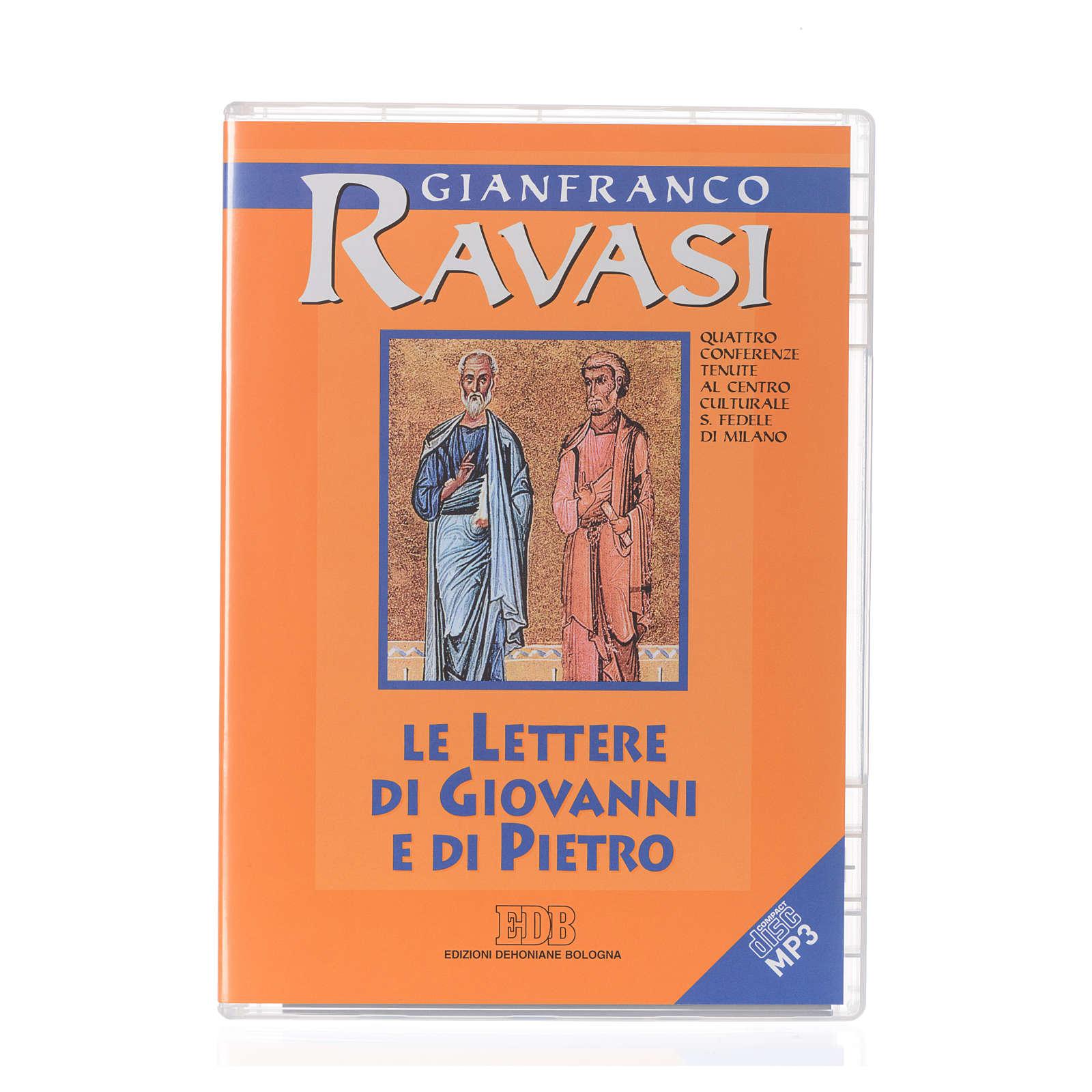 Lettere di Giovanni e di Pietro - Cd Conferenze 4