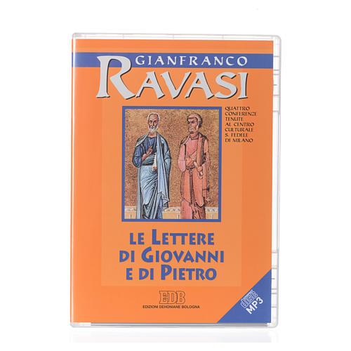 Lettere di Giovanni e di Pietro - Cd Conferenze 1
