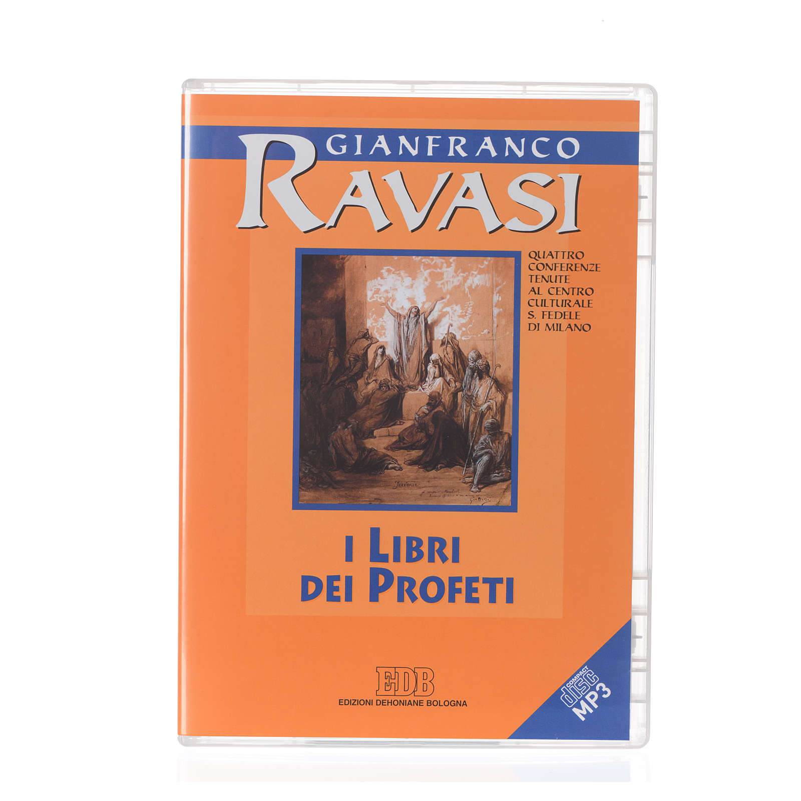 Libri dei profeti - Cd Conferenze 4