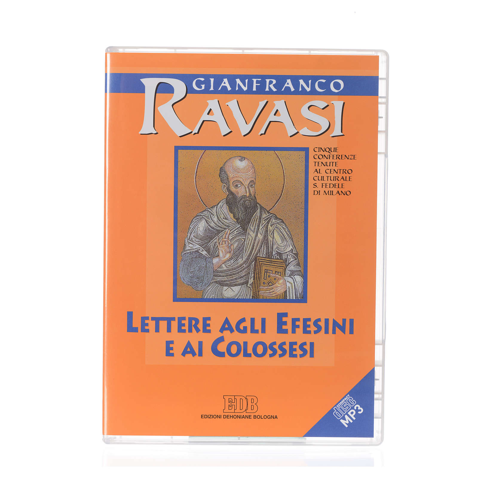 Lettere agli Efesini e ai Colossesi - Cd Conferenze 4