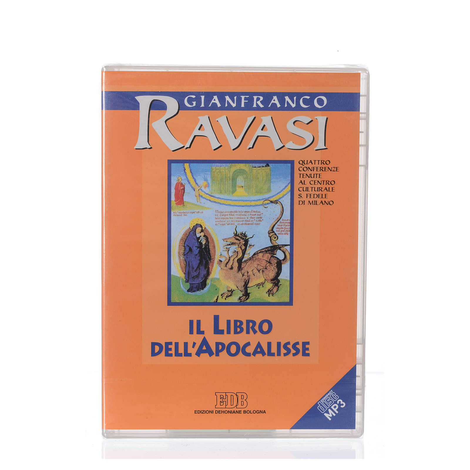 Libro dell'Apocalisse  - Cd Conferenze 4
