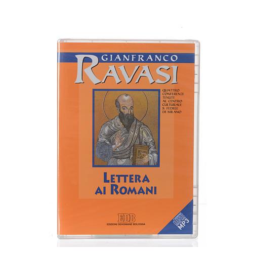 Lettera ai Romani. Cd audio 1