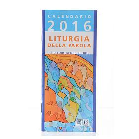 Calendario liturgico 2016 ed. Dehoniane s1