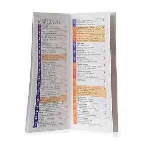 Calendario liturgico 2016 ed. Dehoniane s2