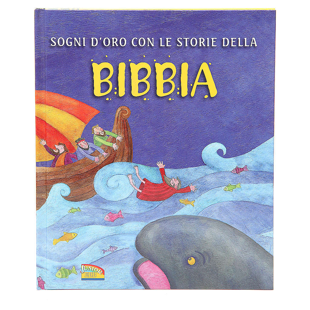 Sogni d'oro con le storie della Bibbia 4