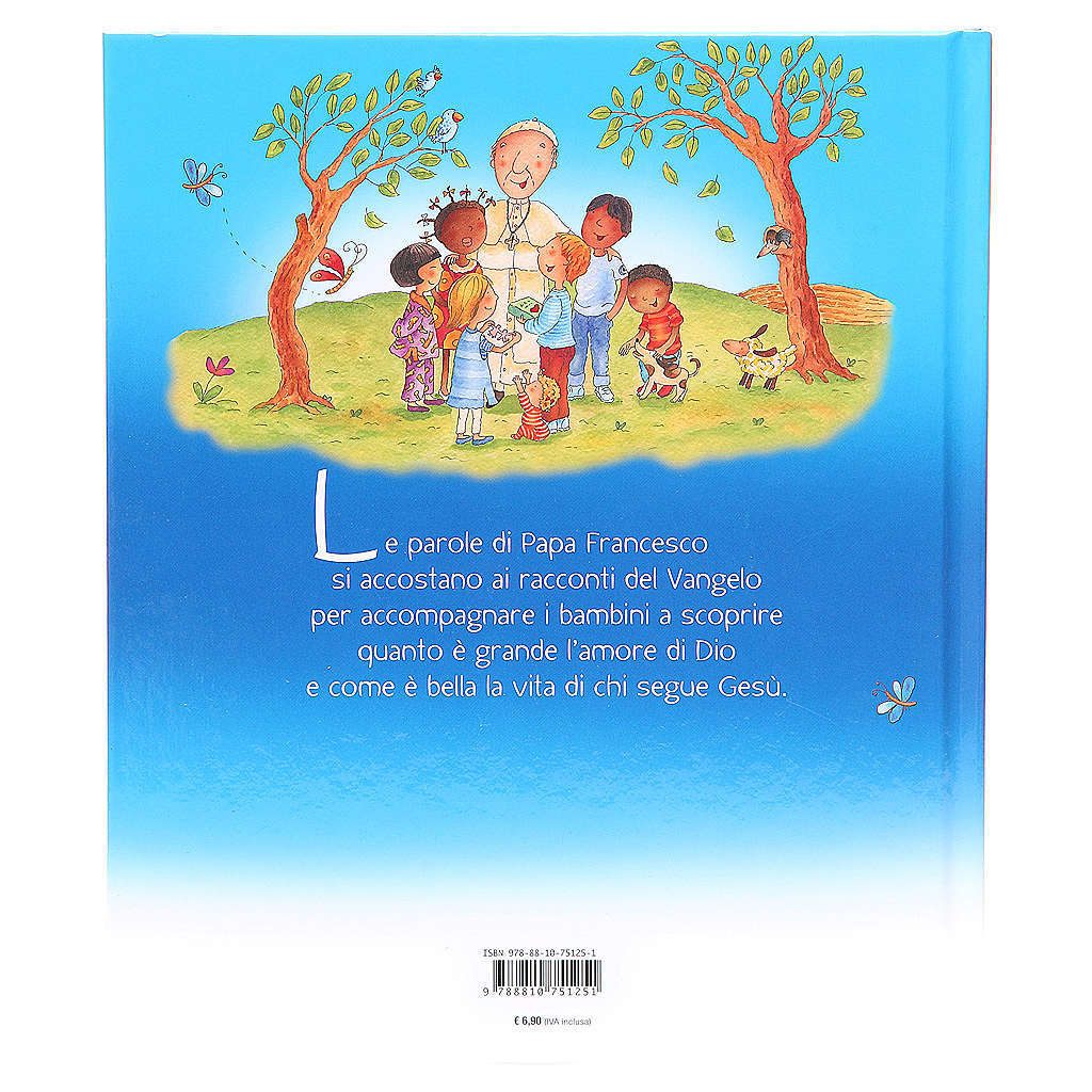Papa Francesco parla ai bambini 4