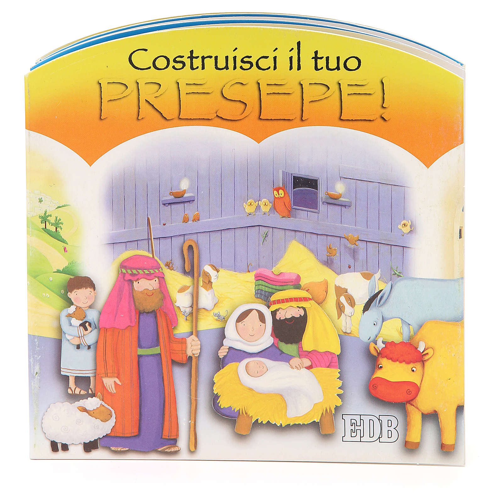 Build your nativity scene 4