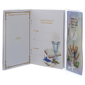 Book First Communion in FRENCH with white rosary s3