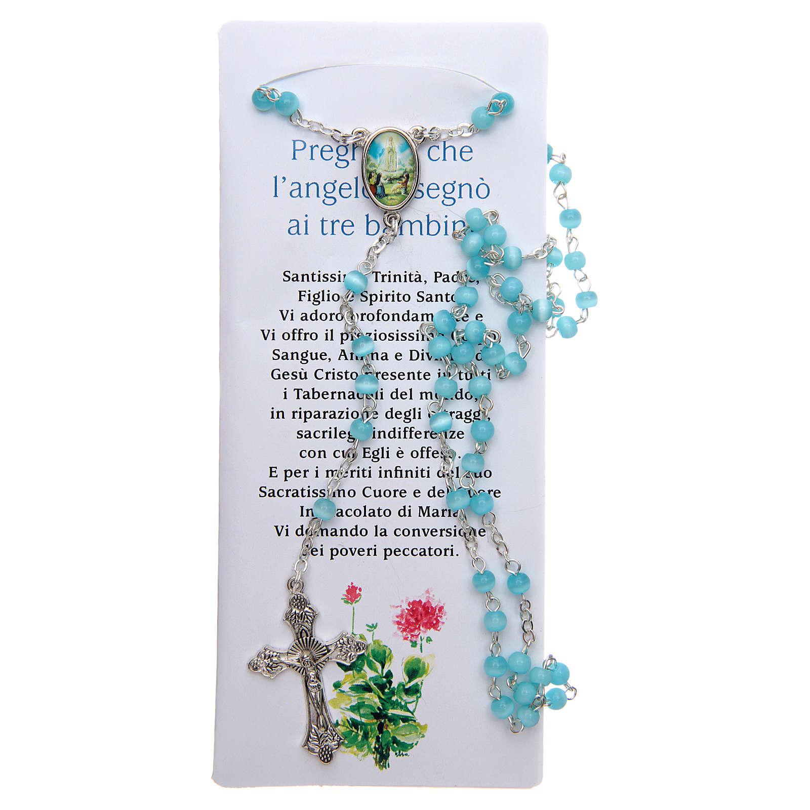 Libretto rosario Santuario Madonna Fatima 100. Anniversario 4