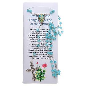 Libretto rosario Santuario Madonna Fatima 100. Anniversario s4