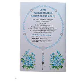 Our Lady of Fatima Sanctuary Rosary booklet 100' Anniversary