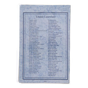 Libretto Il santo Rosario in lingua italiana s2