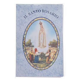 The Holy Rosary booklet in Italian s1