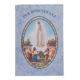 Libretto Il santo Rosario in tedesco s1