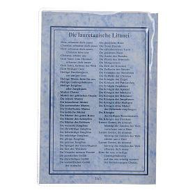 Libretto Il santo Rosario in tedesco s2