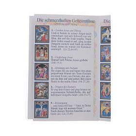 Libretto Il santo Rosario in tedesco s4