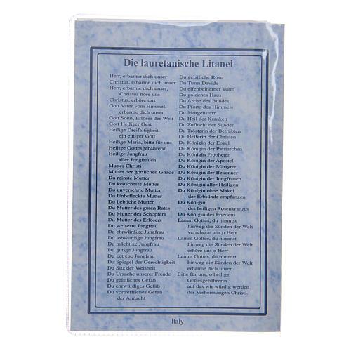 Libretto Il santo Rosario in tedesco 2