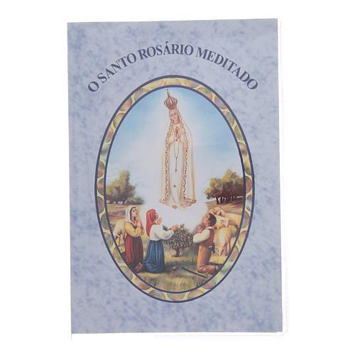 Libretto Il santo Rosario in portoghese 1