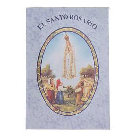 Libretto Il santo Rosario in spagnolo s1
