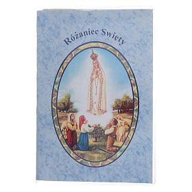 Libretto Il santo Rosario in polacco s1