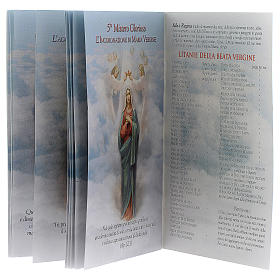 The Holy Rosary illustrated ITALIAN s4