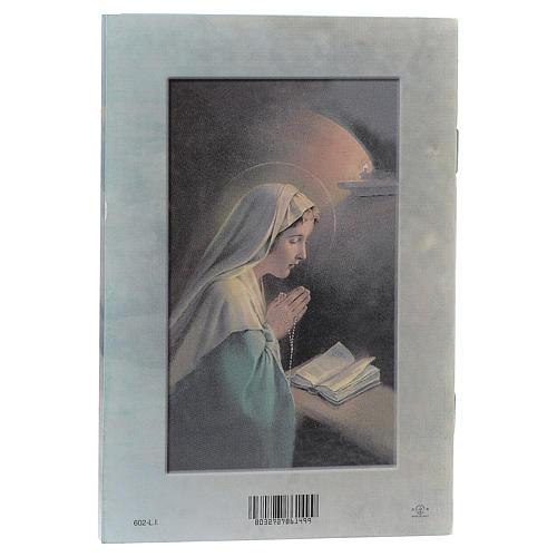The Holy Rosary illustrated ITALIAN 5