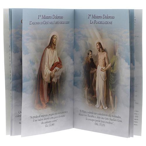 The Holy Rosary illustrated ITALIAN 3