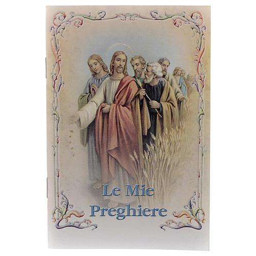 My Prayers book in Italian 1