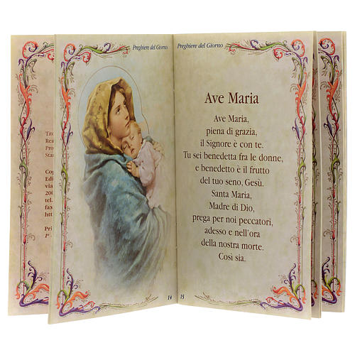 My Prayers book in Italian 2