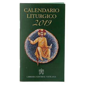 Calendario liturgico 2019 s1