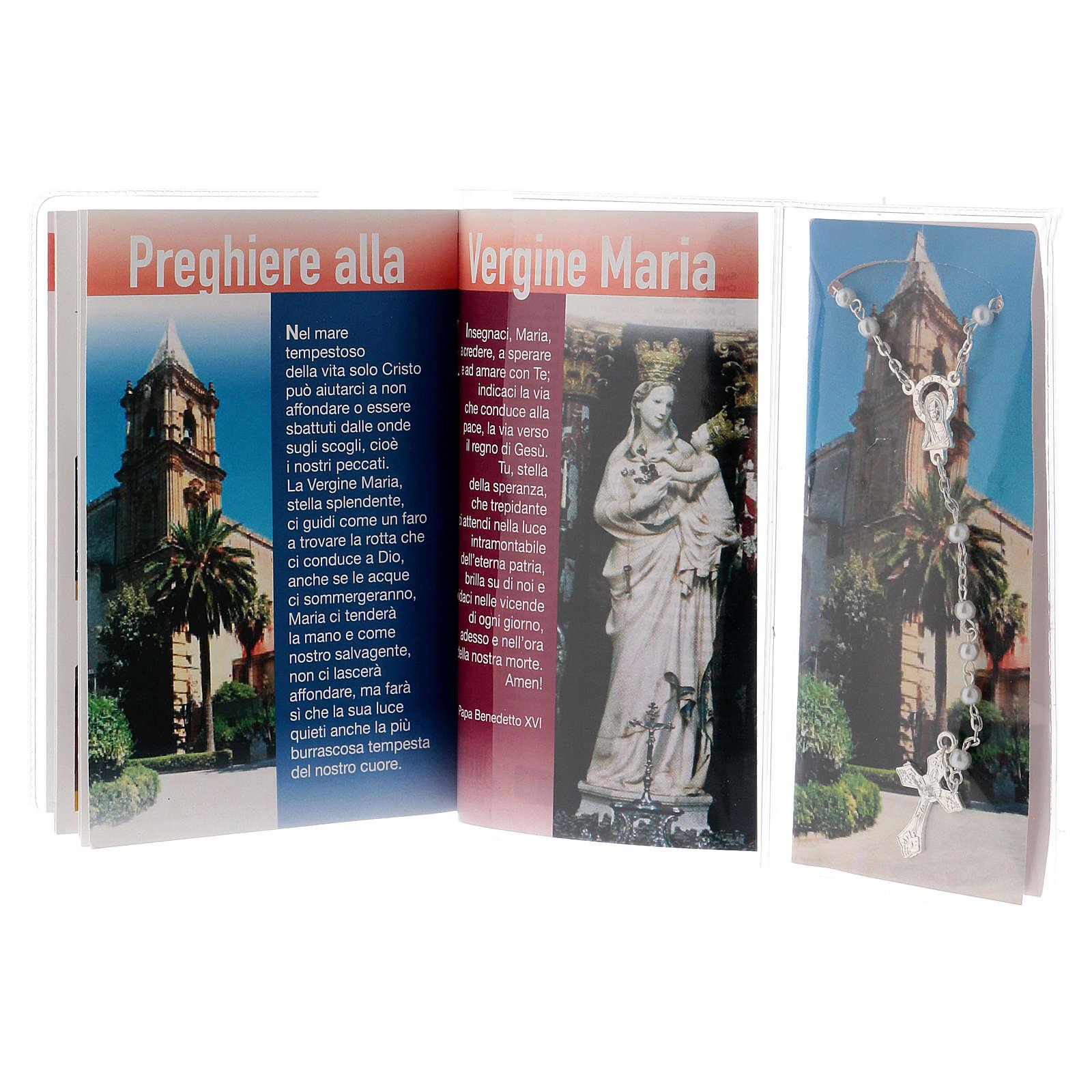 Libretto rosario Maria SS. Annunziata e rosario ITA 4