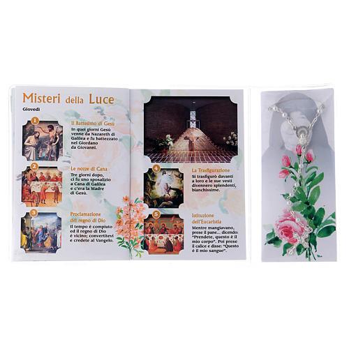 Libretto rosario Beata Speranza di Gesù e rosario ITA 3