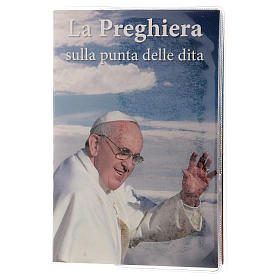 Libretto rosario con preghiere delle 5 dita e rosario ITA s1