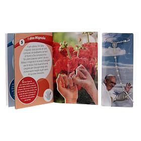 Libretto rosario con preghiere delle 5 dita e rosario ITA s3