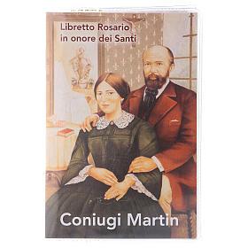 Libretto rosario coniugi Martin e rosario ITA s1