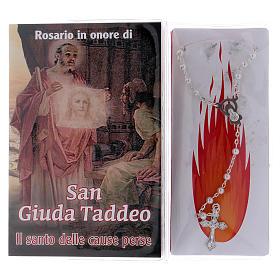 Libretto rosario San Giuda Taddeo e rosario ITA s2