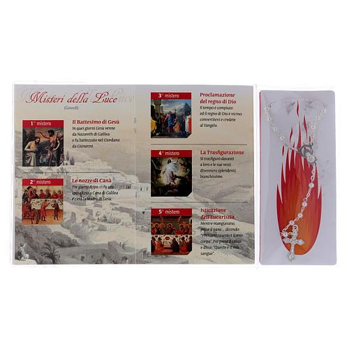 Libretto rosario San Giuda Taddeo e rosario ITA 3