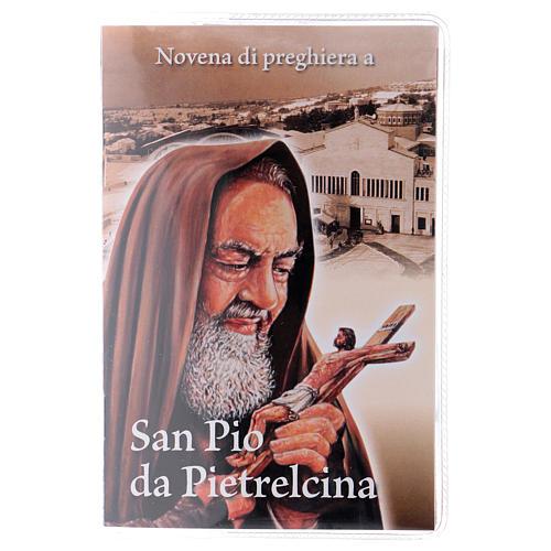 Libretto rosario San Pio da Pietrelcina e rosario ITA 1