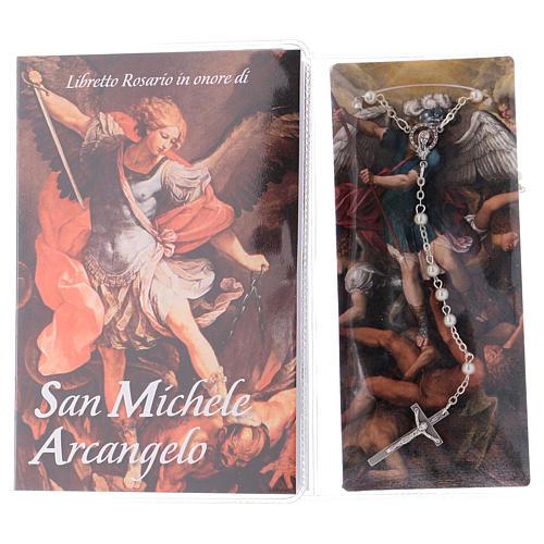 Libretto rosario S. Michele Arcangelo e rosario ITA 2