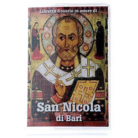 Libretto rosario San Nicola di Bari e rosario ITA s1