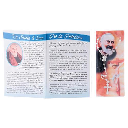 Libretto rosario San Pio e rosario ITA 3