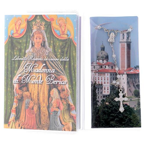 Libretto rosario Madonna di Monte Berico e rosario ITA 2
