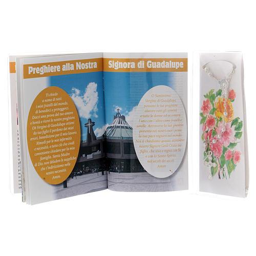 Libretto rosario Madonna di Guadalupe e rosario ITA 3