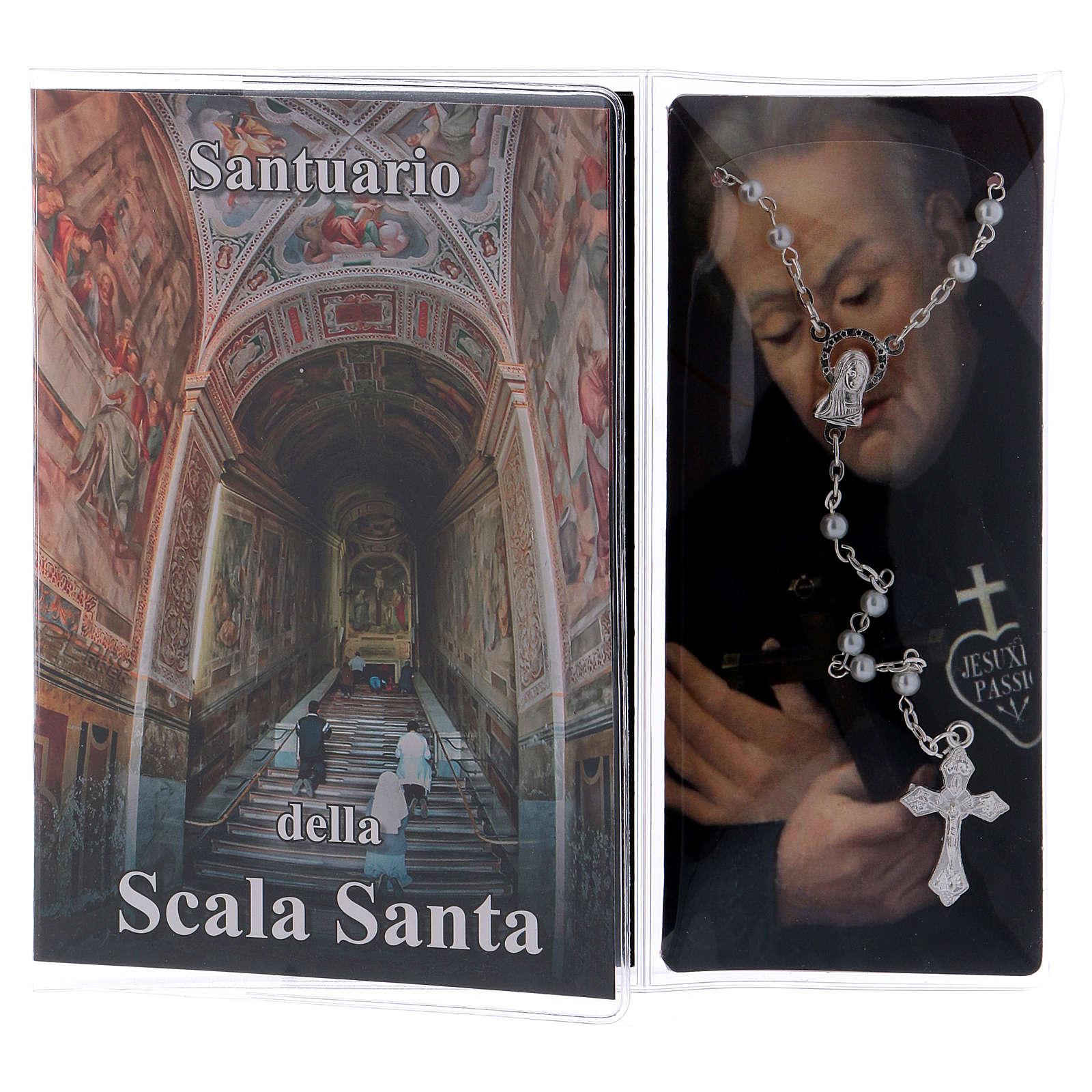 Libretto rosario Santuario della Scala Santa e rosario ITA 4