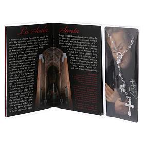 Libretto rosario Santuario della Scala Santa e rosario ITA s3