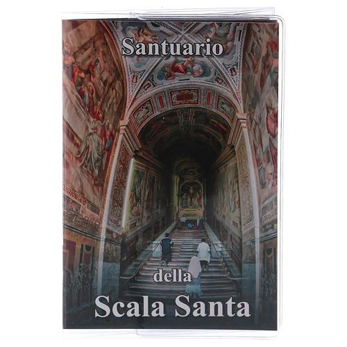Libretto rosario Santuario della Scala Santa e rosario ITA 1