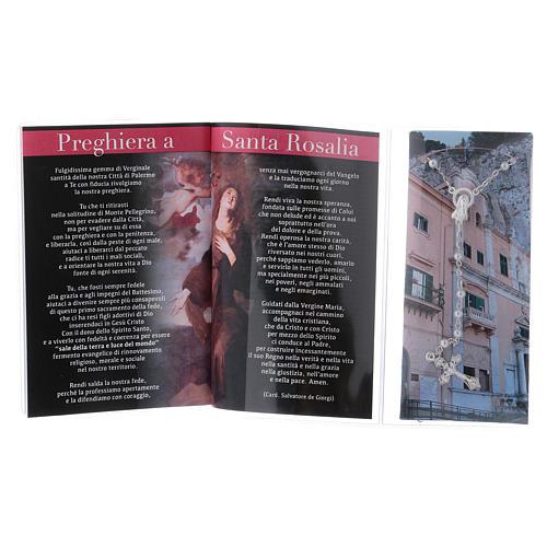 Libretto rosario Santa Rosalia e rosario ITA 3