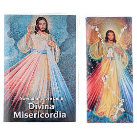 Libretto Novena della Divina Misericordia e rosario ITA s2
