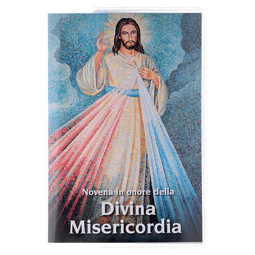 Libretto Novena della Divina Misericordia e rosario ITA 1